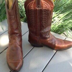 Size 9 D Vintage Durango Thunderbird cowboy boots